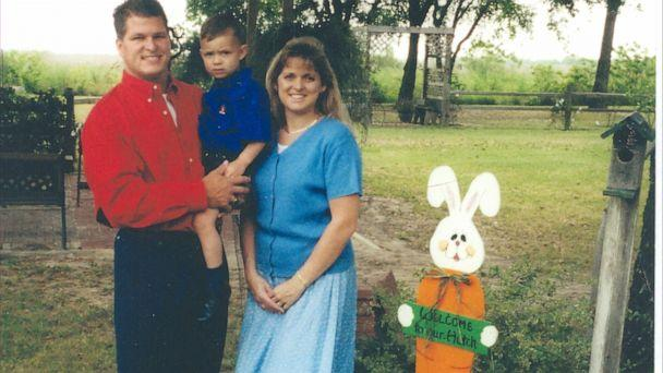 PHOTO: Belinda and David Temple with their son Evan. (Temple Family Photo)