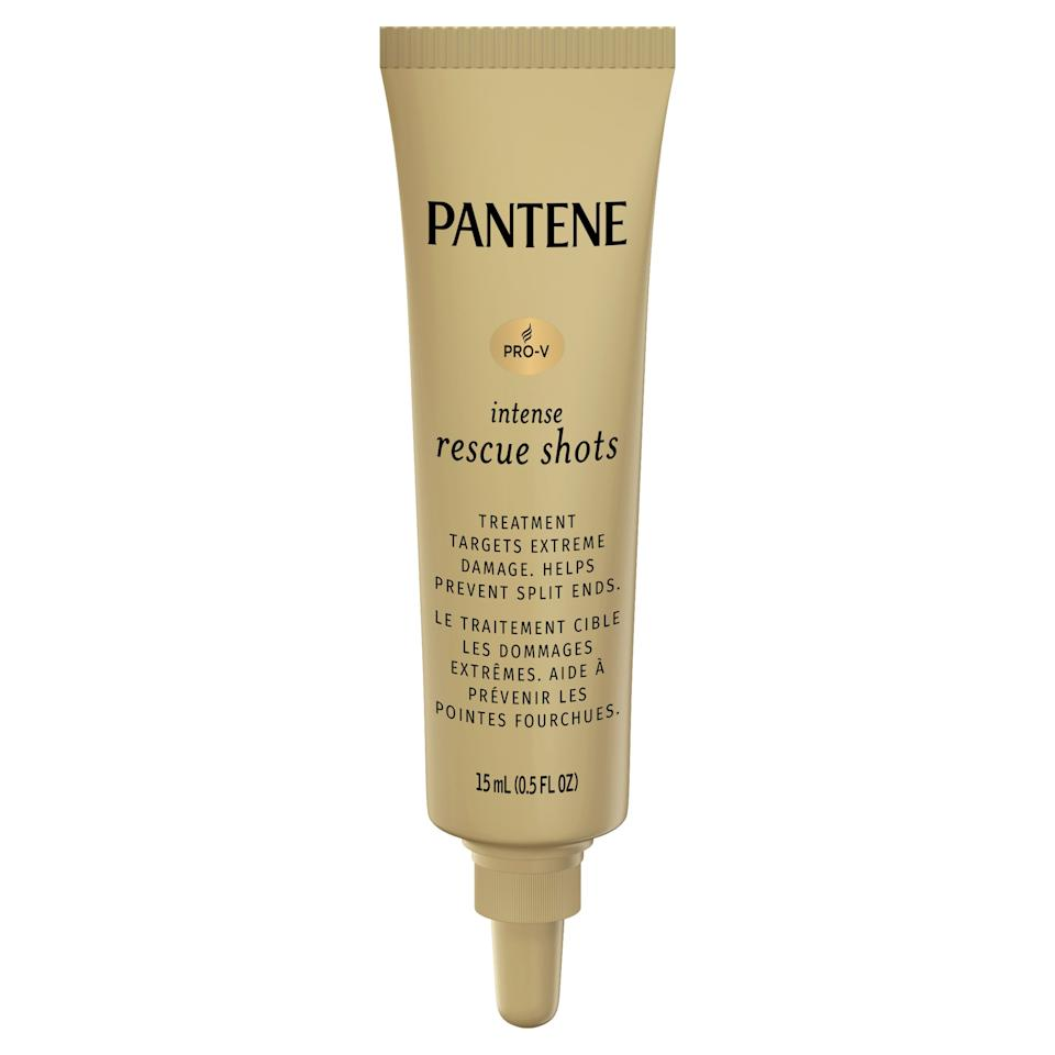 "<p>If you're a beachgoer, then you're going to love the <a href=""https://www.popsugar.com/buy/Pantene-Intense-Rescue-Shots-446737?p_name=Pantene%20Intense%20Rescue%20Shots&retailer=target.com&pid=446737&price=5&evar1=bella%3Aus&evar9=45617744&evar98=https%3A%2F%2Fwww.popsugar.com%2Fphoto-gallery%2F45617744%2Fimage%2F45617751%2FPantene-Intense-Rescue-Shots&list1=hair%2Cmakeup%2Cbeauty%20products%2Cskin%2Cbeauty%20review%2Cdrugstore%20beauty%2Cbest%20of%202018&prop13=api&pdata=1"" rel=""nofollow"" data-shoppable-link=""1"" target=""_blank"" class=""ga-track"" data-ga-category=""Related"" data-ga-label=""https://www.target.com/p/pantene-pro-v-intense-rescue-shots-ampoules-hair-treatment-1-5-fl-oz/-/A-75563360"" data-ga-action=""In-Line Links"">Pantene Intense Rescue Shots</a> ($5). They're the go-to for hairstylist <a href=""https://www.instagram.com/jobosco/"" target=""_blank"" class=""ga-track"" data-ga-category=""Related"" data-ga-label=""https://www.instagram.com/jobosco/"" data-ga-action=""In-Line Links"">João Bosco</a> to restore wind-damaged hair.</p>"