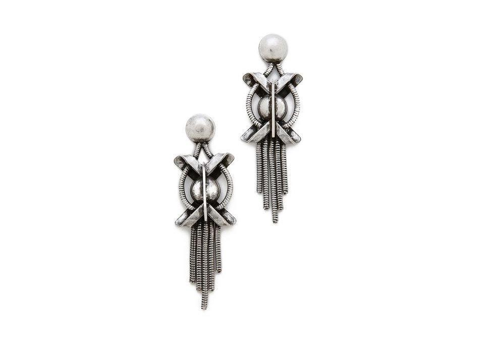 """<p>Black Friday & Cyber Monday: <br>Get accessorized with 20% baubles (with the exception of holiday and resort collections). <br>When: 11/26 – 11/30<br>Where: <a href=""""http://dannijo.com"""" rel=""""nofollow noopener"""" target=""""_blank"""" data-ylk=""""slk:Online"""" class=""""link rapid-noclick-resp"""">Online</a></p><p>Dannijo Navi Earrings, $270, <a href=""""http://dannijo.com/collections/greatest-hits/navi-1.html"""" rel=""""nofollow noopener"""" target=""""_blank"""" data-ylk=""""slk:dannijo.com"""" class=""""link rapid-noclick-resp"""">dannijo.com</a><br><br></p>"""