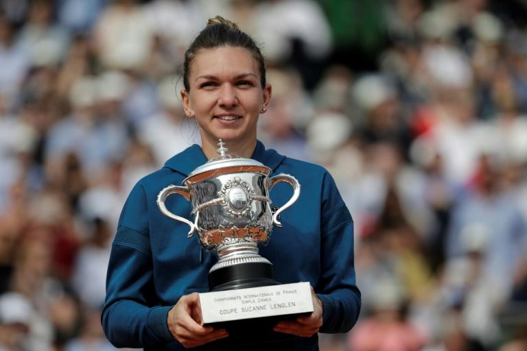 Halep heads into 'weird' French Open as clear favourite