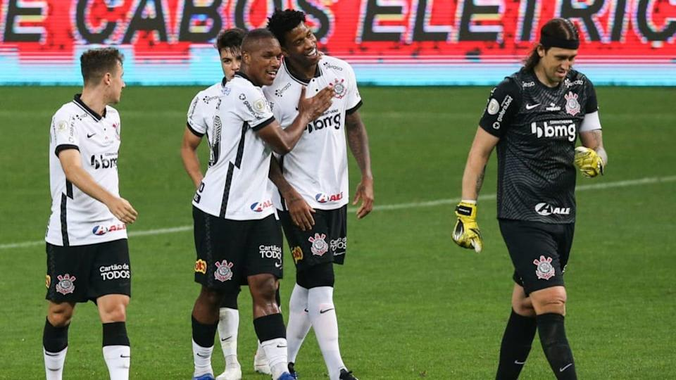 2020 Brasileirao Series A: Corinthians v Bahia Play Behind Closed Doors Amidst the Coronavirus | Alexandre Schneider/Getty Images