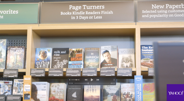 """Page Turners"" are books Kindle readers finish reading, on average, in 3 days or less."