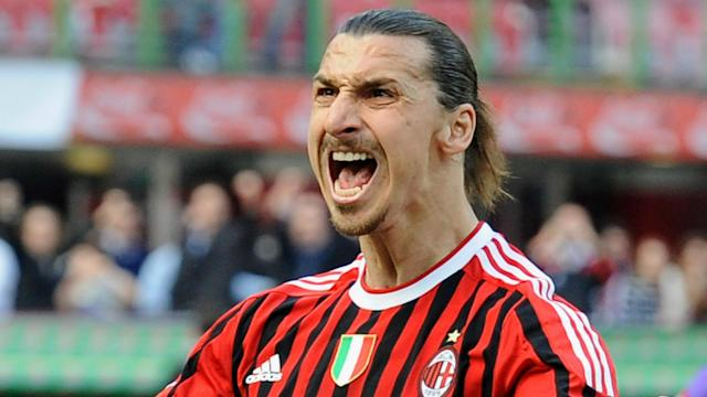 Milanello, Milan's mascot, should not expect company from Zlatan Ibrahimovic, whose focus is on the pitch at San Siro.