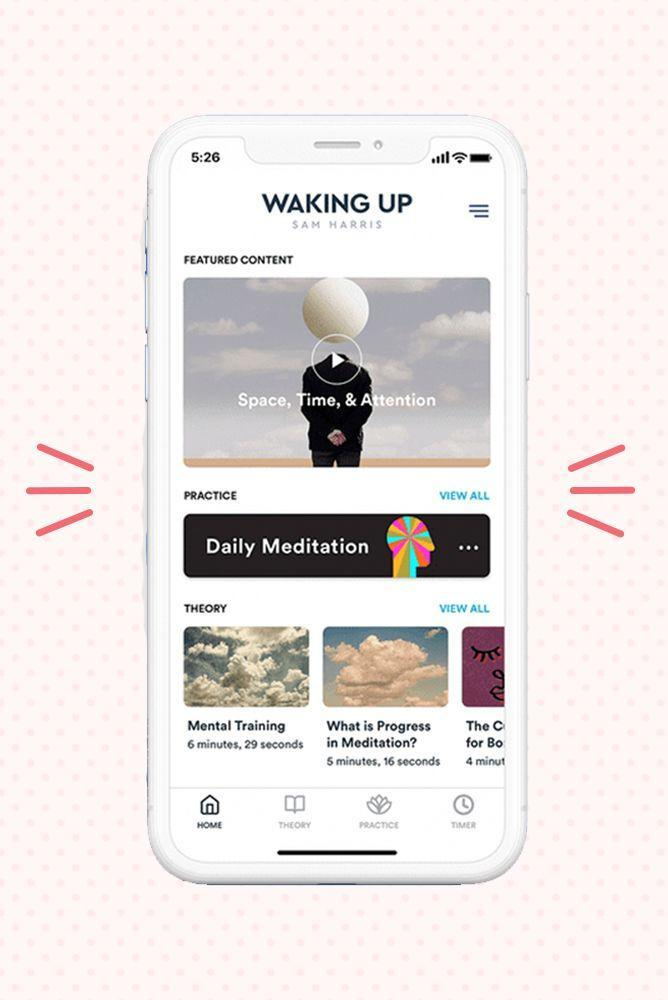 """<p>If you're looking to make a more permanent change in your meditation routine, and need all the content and tips you can get to do so, Waking Up might be your best bet. Developed by neuroscientist-turned-philosopher and bestselling author Sam Harris, this app doesn't encourage passive meditation, but provides more structure and intent as you go. Waking Up's 28-day Introductory program, for example, packs in lessons on all the ways you can be more intentional (which is good if you have a hard time with letting your mind simply wander). With 50,000+ positive reviews, many users have already shared that Waking Up feels more like """"meditation university"""" than anything else. </p><p><strong>Cost:</strong> Free 7-day trial, $99 yearly for Premium access or $139 for a Family plan for multiple users.</p><p><strong>User Review:</strong> """"It can change the way you think and process the world. The guided meditation courses will teach you all you need to know to meditate on your own but the conversation topics are what really blew me away and challenged my thinking the most.""""</p><p><strong>Where to Download: </strong><a href=""""https://apps.apple.com/US/app/id1307736395"""" rel=""""nofollow noopener"""" target=""""_blank"""" data-ylk=""""slk:Apple Store"""" class=""""link rapid-noclick-resp"""">Apple Store</a> and <a href=""""https://play.google.com/store/apps/details?id=org.wakingup.android"""" rel=""""nofollow noopener"""" target=""""_blank"""" data-ylk=""""slk:Google Play"""" class=""""link rapid-noclick-resp"""">Google Play</a></p>"""