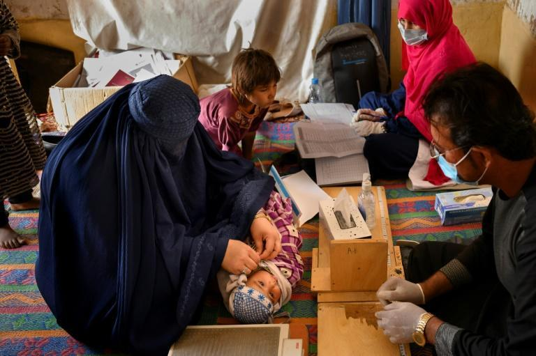 The United Nations children's agency UNICEF recorded that 7,700 Afghan women died in childbirth in 2017 -- twice the number of civilians killed in political violence that year