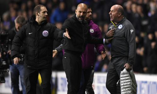 Pep Guardiola's gamble backfires and Wigan complete FA Cup hat-trick