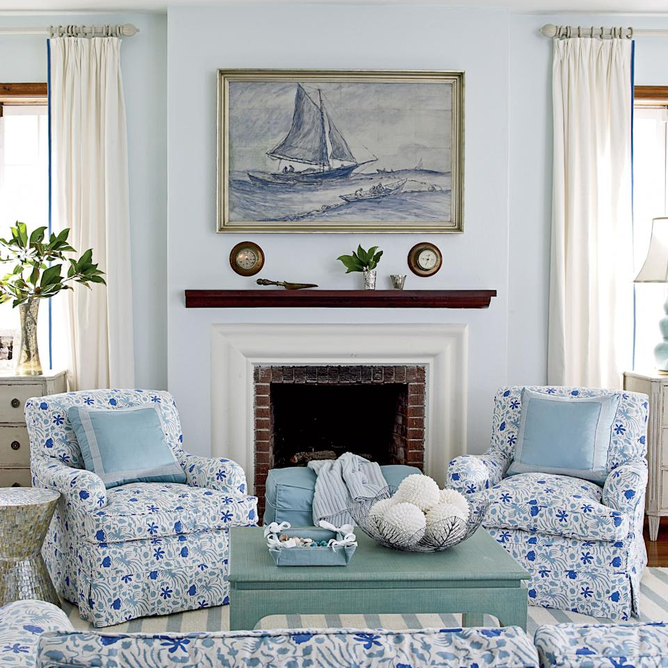 10 island inspired living rooms for Room decorating ideas yahoo answers