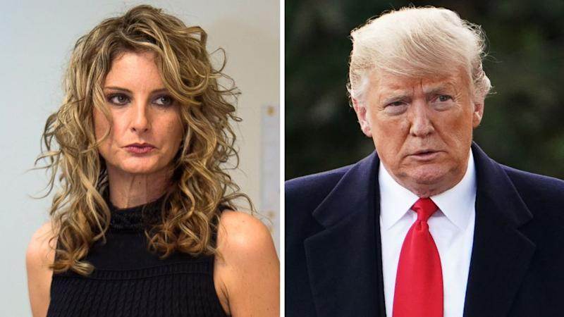 Trump records 'strongly corroborate' sex assault claims, accuser says
