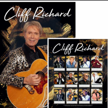 Screengrab from Cliff Richard's website (Cliffrichard.org)
