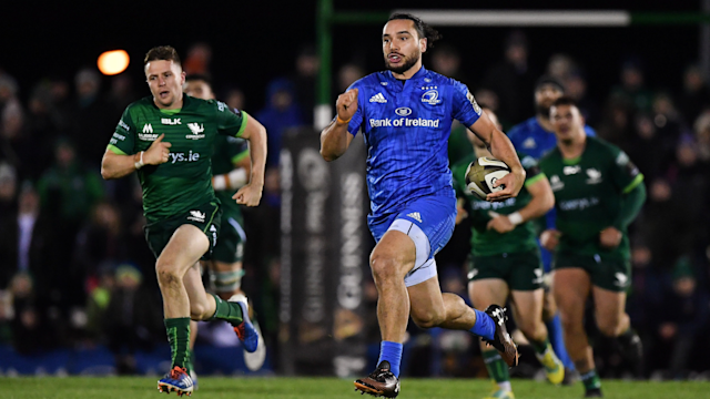 Andrew Porter and Ronan Kelleher each crossed twice as Leinster maintained their 100 per cent record, while Edinburgh beat Dragons.