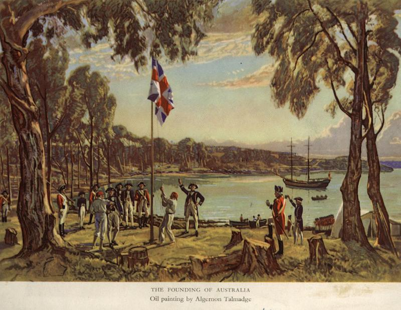 What to Know About the History Behind Australia Day