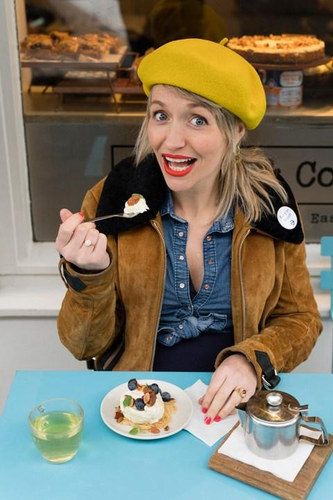 Food Unwrapped's Kate Quilton on busting food myths - and why she won't let her child eat takeaways