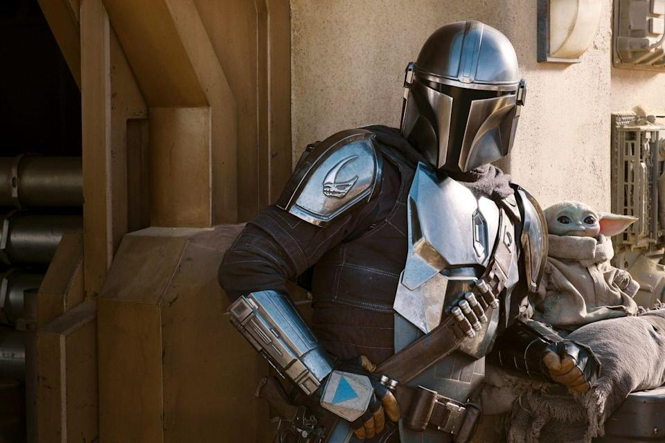 "<p>There was a lot to take in during Disney's gargantuan announcement event on December 10, so this might have slipped your notice, but following a wildly successful second season, <em>Star Wars</em> spinoff series <em>The Mandalorian</em> is confirmed to return for a third run <a href=""https://whatsondisneyplus.com/star-wars-the-mandalorian-season-3-disney-release-date-announced/"" rel=""nofollow noopener"" target=""_blank"" data-ylk=""slk:sometime around Christmas 2021"" class=""link rapid-noclick-resp"">sometime around Christmas 2021</a>. And though details about the new season are scarce, it's shaping up to be just as addictive and satisfying as the rest of the show. ""We're living in a universe that is huge and [that has] so much to explore,"" Giancarlo Esposito (aka Moff Gideon) <a href=""https://people.com/tv/emmys-2020-the-mandaloria-giancarlo-esposito-teases-seasons-3-and-4/"" rel=""nofollow noopener"" target=""_blank"" data-ylk=""slk:told People"" class=""link rapid-noclick-resp"">told <em>People</em></a> recently. ""I think this show is going to start to lay the groundwork for the depth and breadth that's going to come in season 3 and season 4, where you're really gonna start to get answers."" </p><p><a class=""link rapid-noclick-resp"" href=""https://go.redirectingat.com?id=74968X1596630&url=https%3A%2F%2Fwww.disneyplus.com%2F&sref=https%3A%2F%2Fwww.elle.com%2Fculture%2Fmovies-tv%2Fg35058474%2Fbest-tv-shows-2021%2F"" rel=""nofollow noopener"" target=""_blank"" data-ylk=""slk:Watch on Disney+"">Watch on Disney+</a></p>"