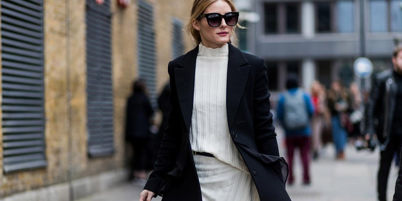 <p>The street style star knows best. </p>