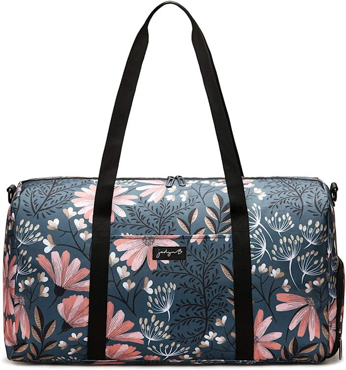"""<p>If you love patterns you'll love the <span>Jadyn B 22"""" Women's Large Duffel/Weekender Bags</span> ($40). It's easy to clean and has a lot of storage space.</p>"""