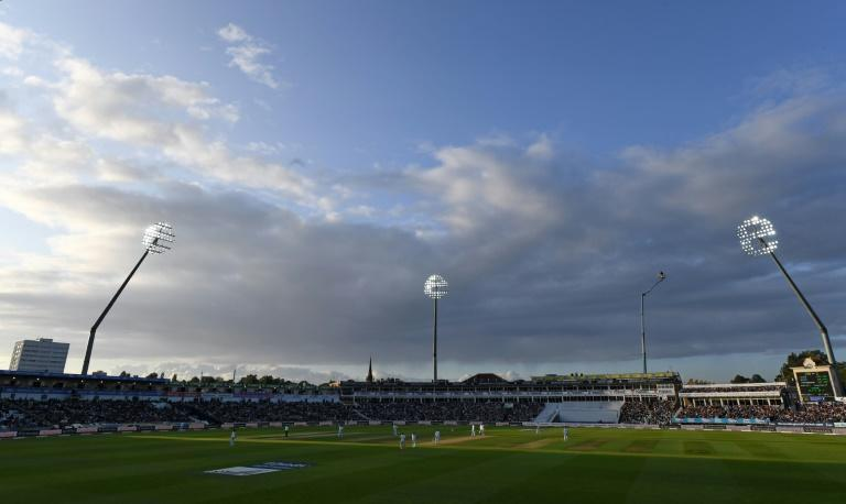Will there be any cricket in England this summer? (AFP Photo/Paul ELLIS)