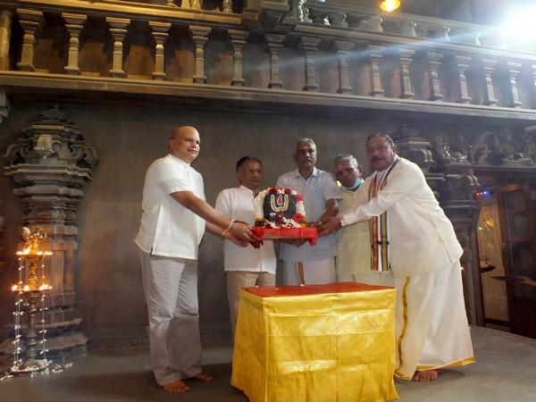 A stone from Sita Eliya in Sri Lanka will be used in the construction of Ram Temple in Ayodhya.