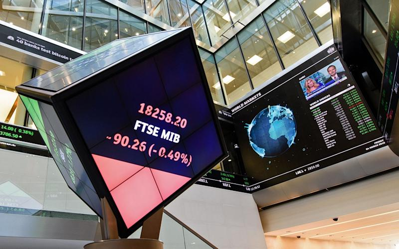 The listing will be one of the first on the London Stock Exchange this year - AFP