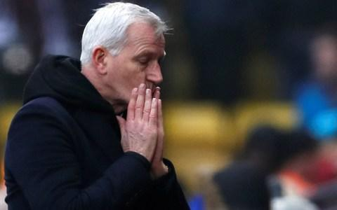 <span>Things went from bad to worse for West Brom under Alan Pardew</span> <span>Credit: Reuters </span>