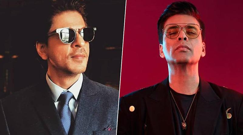 Shah Rukh Khan Is The Reason Why Karan Johar Stopped Driving, Here's Why!