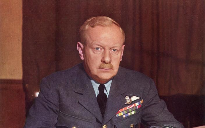 The officer lead Bomber Command during the Second World War