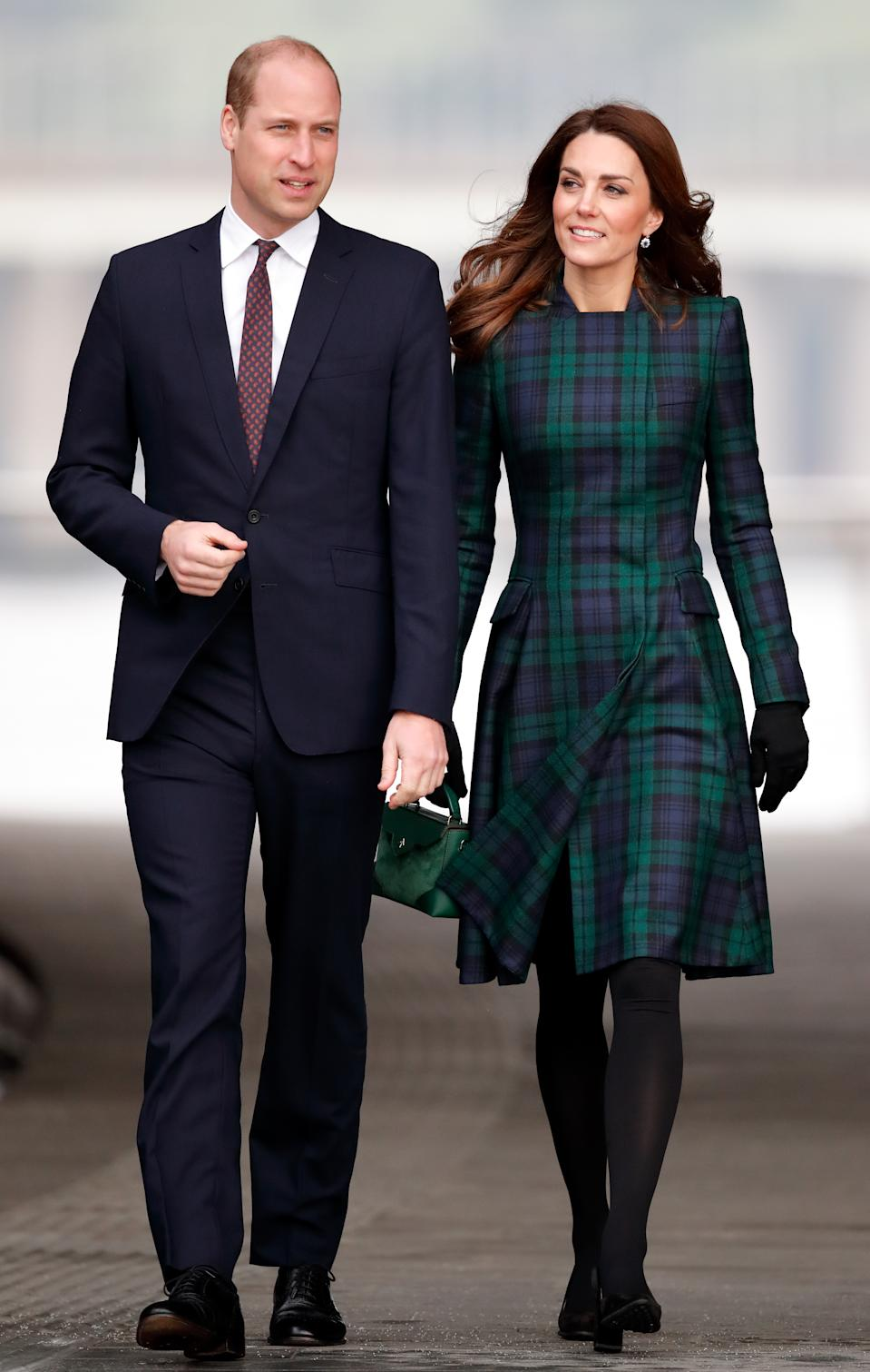 Prince William and Kate Middleton are set to lose a second aide in just a year with Christian Jones departing the royal household. Photo: Getty
