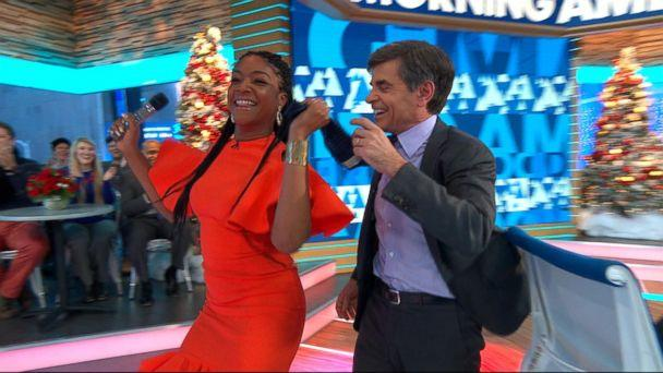 VIDEO: Tiffany Haddish discusses her new book (ABCNews.com)