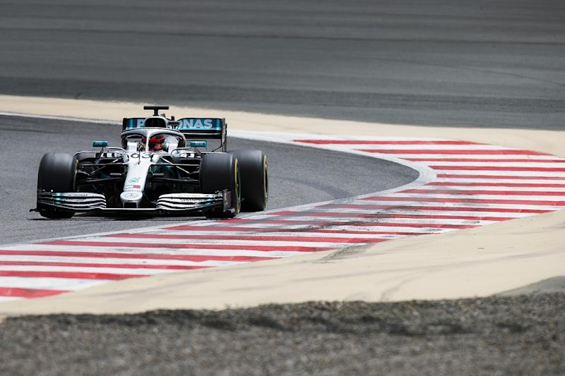 Russell to complete three test days for Mercedes