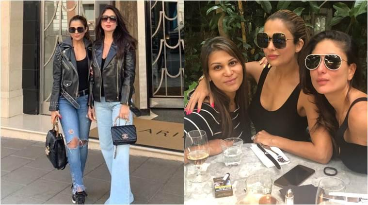kareena kapoor vacation with amrita arora