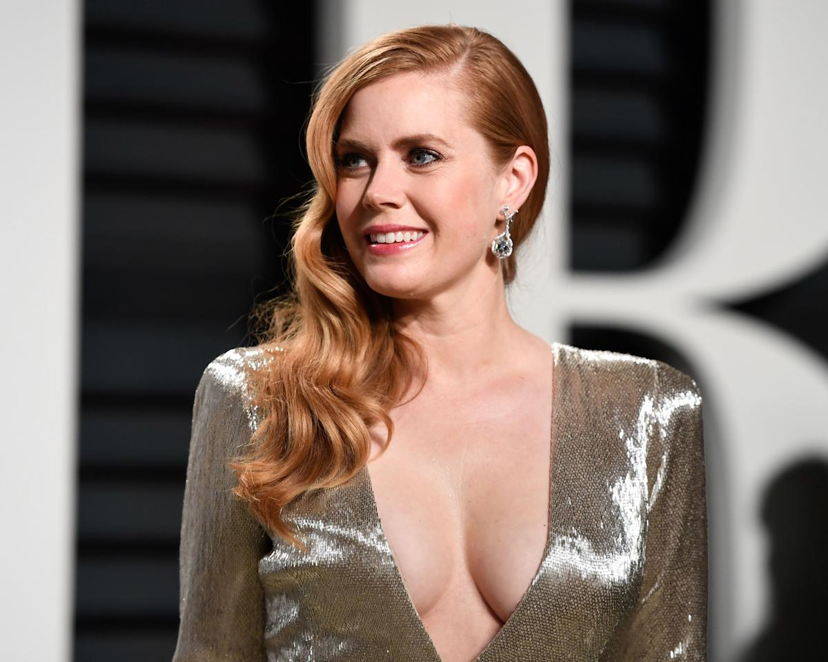 <p><strong>No. 10: Amy Adams</strong><br /><strong>Past year's earnings: $11.5 million</strong><br /><em>Forbes</em> reports that the five-time Academy Award nominee balances awards-show favourites such as <em>Arrival</em> (which garnered eight Oscar nominations in 2017) with more commercial hits such as <em>Justice League</em> out in November.<br />(Canadian Press) </p>