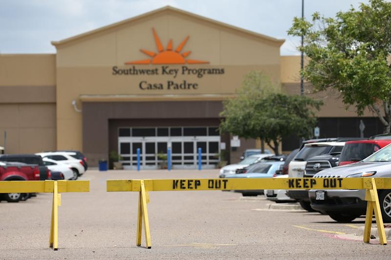A boy has gone missing from Casa Padre, a shelter in Texas for migrant children detained at the U.S. border.