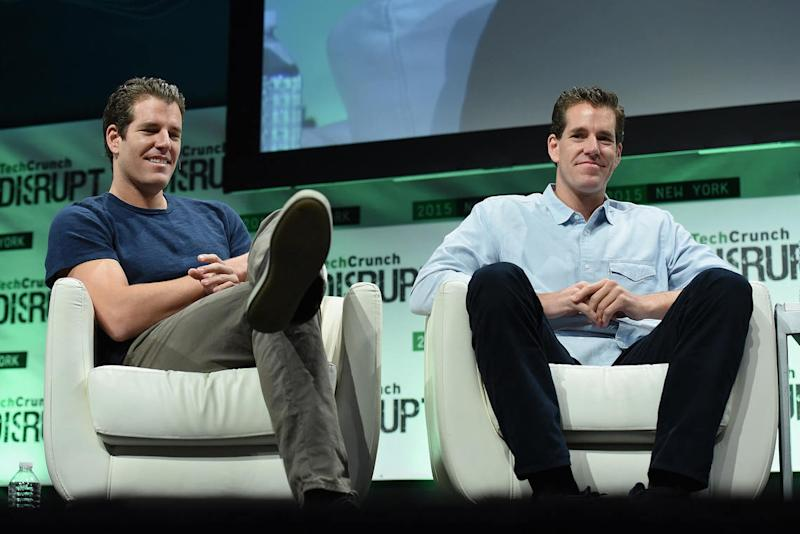 Tyler Winklevoss is giving away 1 bitcoin for reading