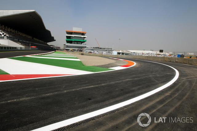 "Buddh International Circuit, India – 2011-2013 <span class=""copyright"">Sutton Motorsport Images</span>"