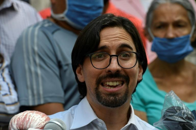 Venezuelan opposition leader Freddy Guevara has been arrested and charged with treason and terrorism