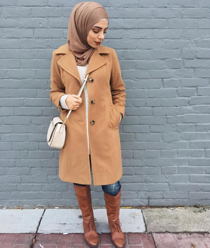 <p>Jay's a Lebanese Arab-American fashion and lifestyle blogger with an eye for perfectly subtle colour combinations [Photo: Instagram/heba_jay] </p>