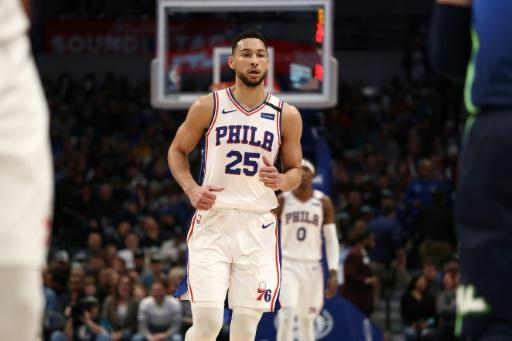 Philadelphia 76ers guard Ben Simmons of Australia will miss another three weeks with a back problem