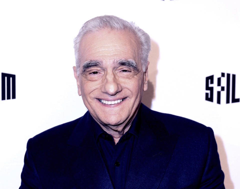 SAN FRANCISCO, CA - NOVEMBER 5: Martin Scorsese attends a special screening of 'The Irishman' at the Castro Theatre on November 5, 2019 in San Francisco, California. Photo: Michael Pegram/imageSPACE/MediaPunch /IPX