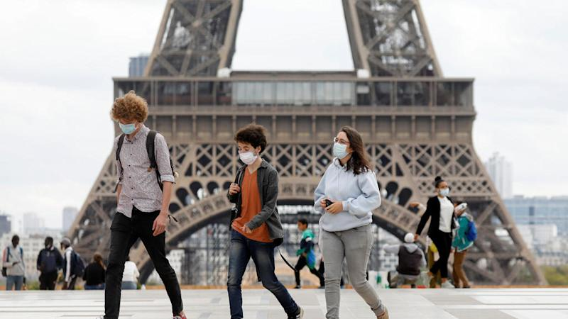 'Worrying' Paris Covid figures could mean tougher measures from Monday