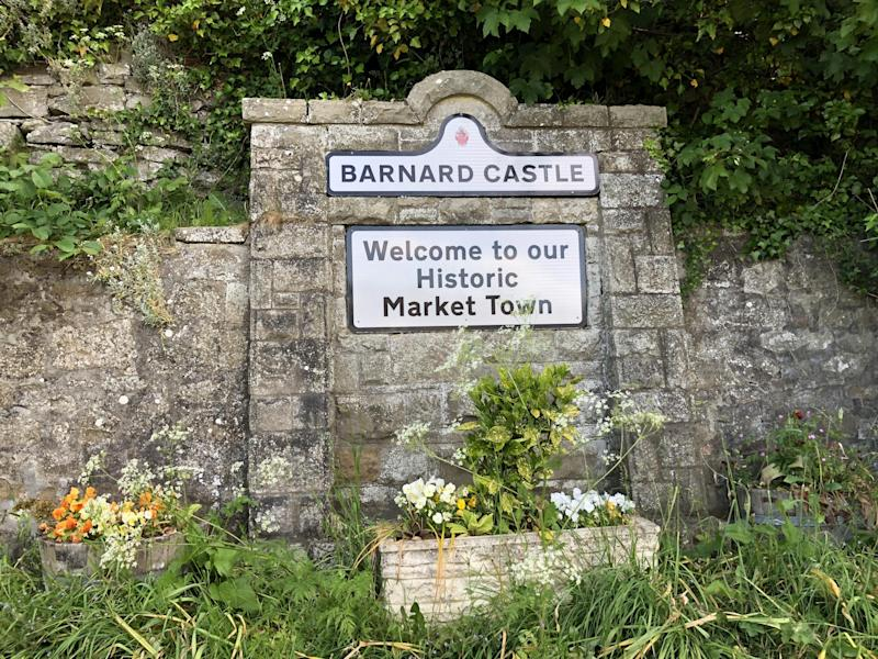 People posing as Dominic Cummings have posted a series of reviews of Barnard Castle on Tripadvisor: PA