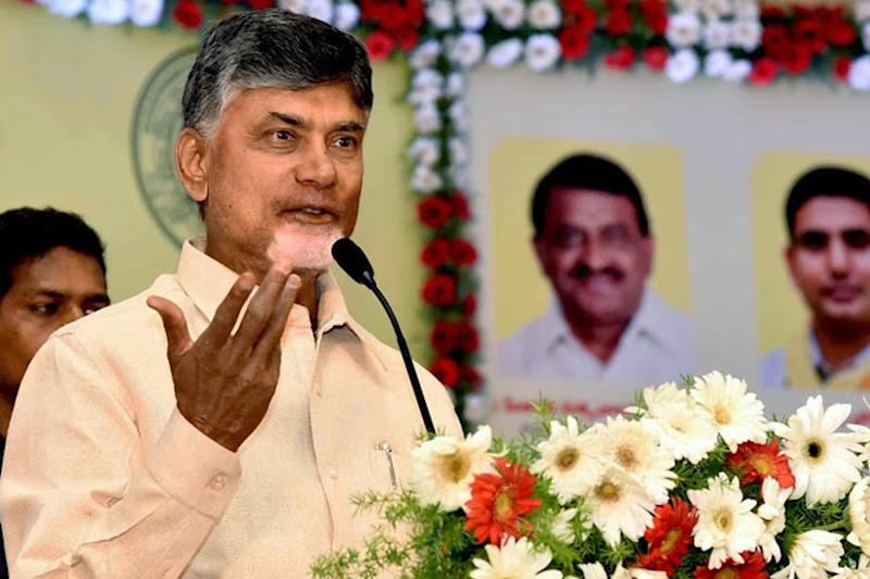 Chandrababu to Go on a 12-Hour Fast on Birthday to Push for AP's Special Status; Jagan Says Ridiculous