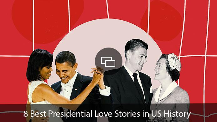 Barack Obama, Michelle Obama, Ronald Reagan, Nancy Reagan