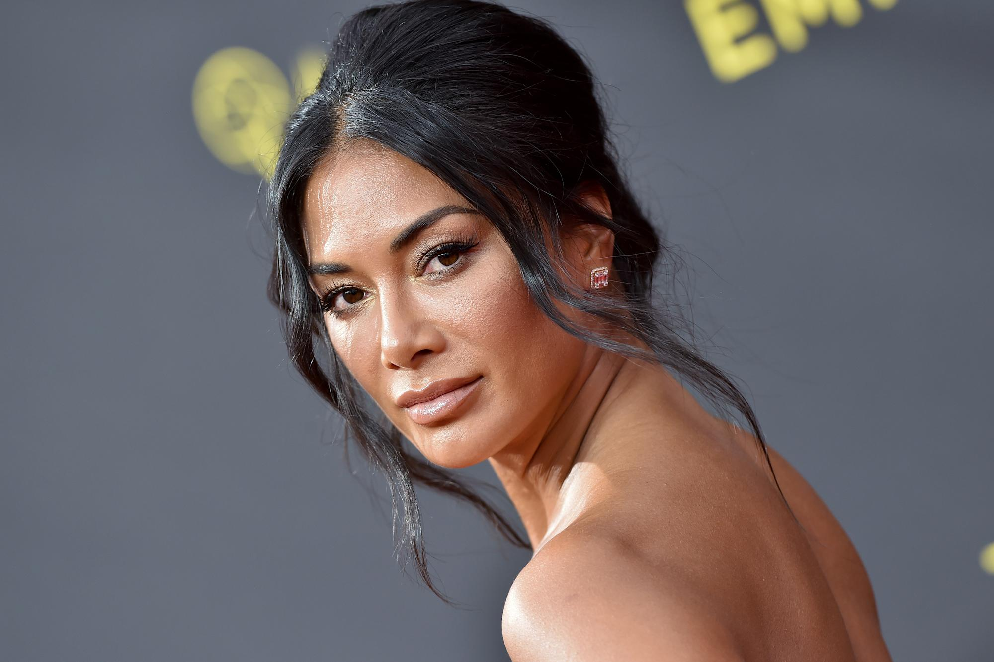 Nicole Scherzinger S Instagram Was Hacked With A Fake Picture Of Her Appearing