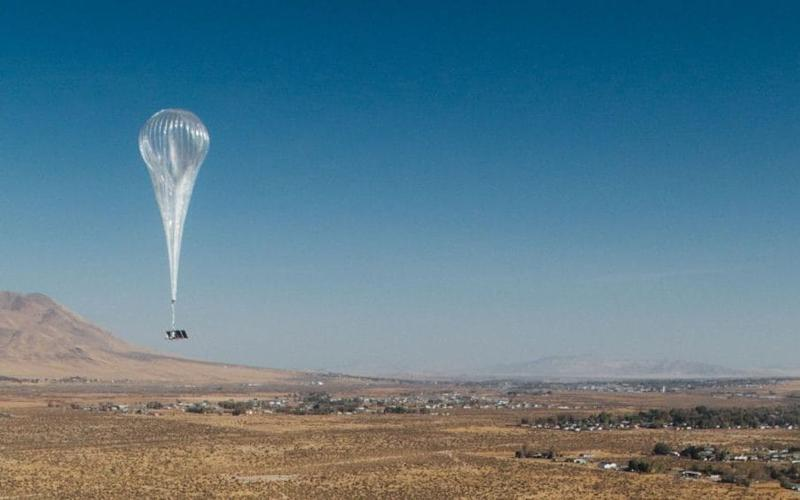 Project Loon was part of the umbrella company's X research division for the last seven years
