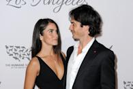 <p>Acting couple Nikki Reed and Ian Somerhalder welcomed their first child: an adorable baby girl on 25 July. The little one has been given quite a mouthful for a name with the A-list duo calling her Bodhi Soleil Reed Somerhalder. <i>[Photo: Getty]</i> </p>