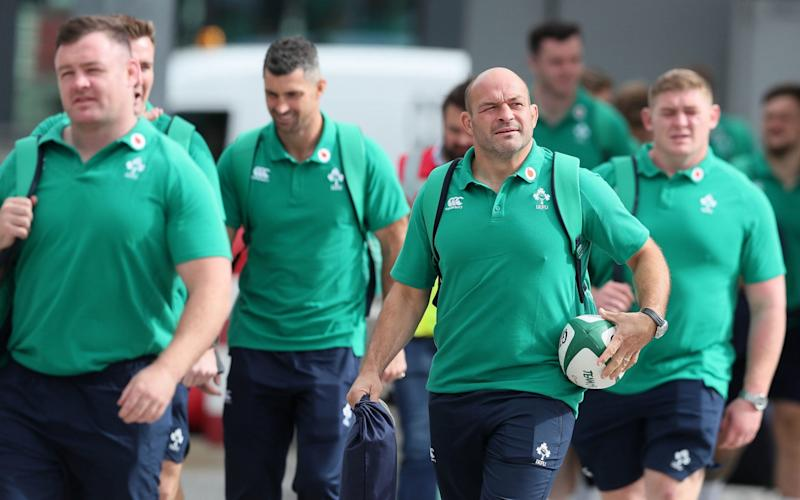 Ireland will take on Scotland in their opening World Cup match - PA