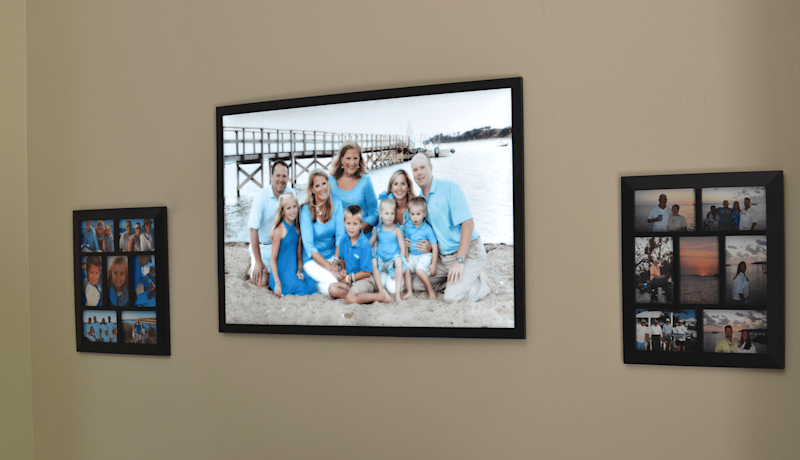Give your pictures the frame they deserve with NewLight Portrait