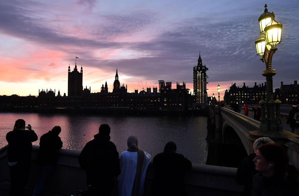 <p>Sadiq Khan, the London mayor, said it was 'the right decision', with infections 'gradually falling'</p> (AFP via Getty Images)