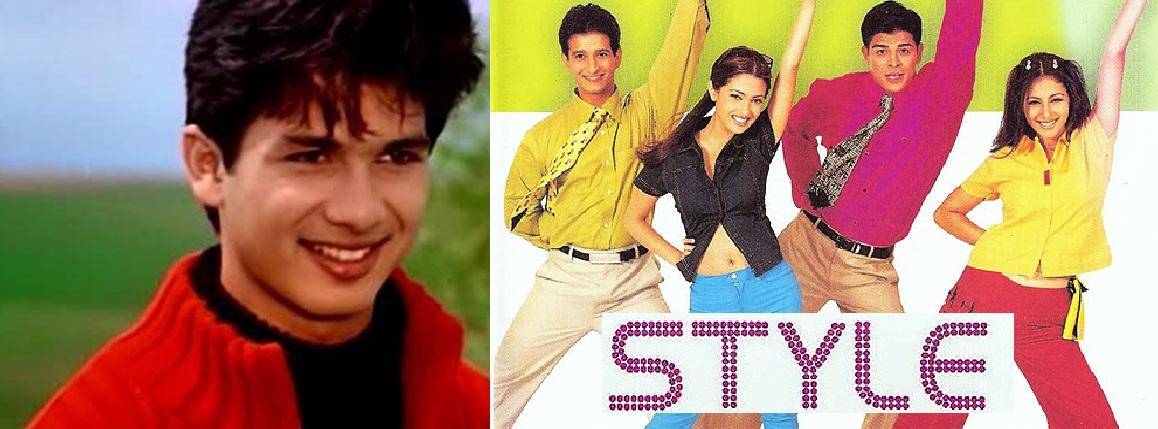 "<p>If you were in your early teens in the late 90s chances of you girls crushing over the <em>""Aankhon Mein Tera hi Chehra"" </em>boy are pretty high – count me in. He was then seen in the perfect college romance ever – Ishq Vishk and had us swoon over him. You will be surprised that the new addition to the list of chocolate boys in Bollywood was initially offered the 2001 comedy <em>Style </em>to play the character which was finally enacted by Sarman Joshi. Shahid made a wise decision by saying no to <em>Style</em> and yes to Ishq Vishk for we all know <em>Style</em> didn't do anything to help Sarman's career. </p>"
