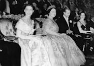 <p>Suddenly Princess Margaret started looking exactly like Natalie Portman. </p>