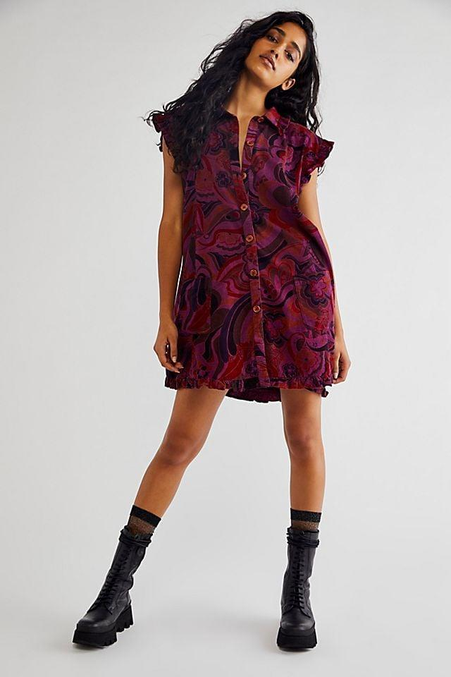 <p>This easy, swingy <span>Free People Sunny Days Shirtdress</span> ($148) comes in a few different colors. You can easily dress this style up or down.</p>